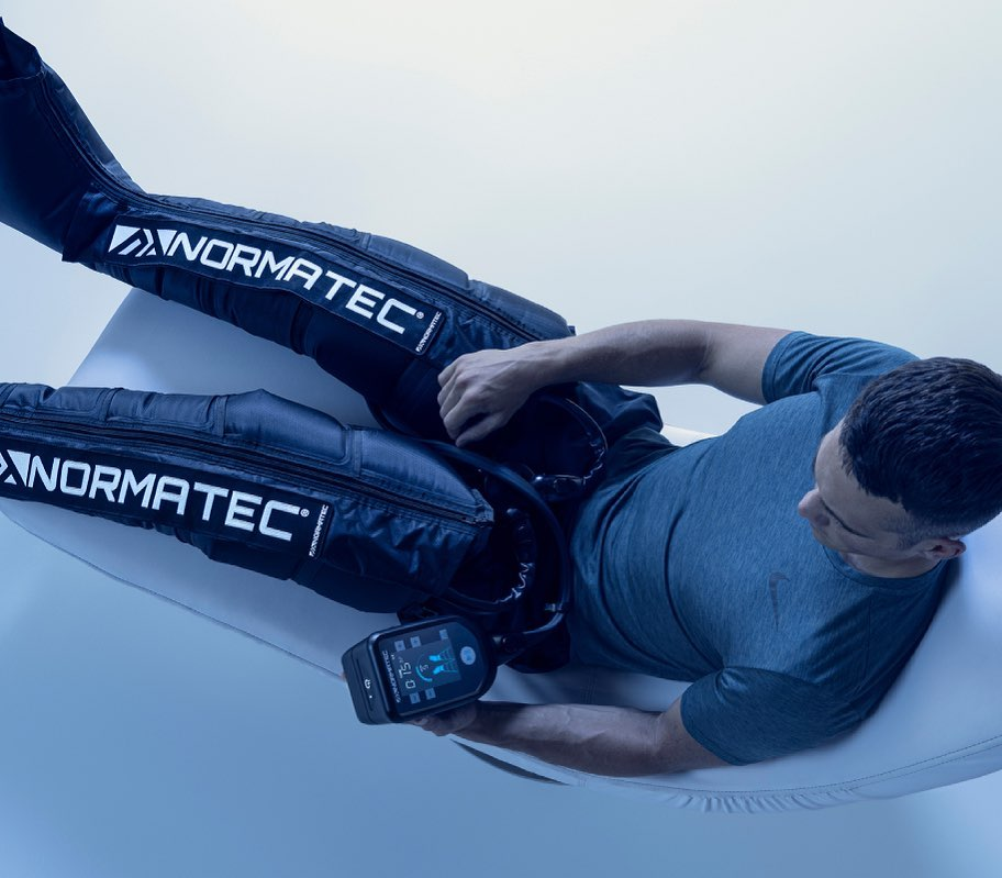 Normatec recovery compression bags